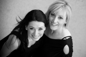 Celebrity Estheticians, Stephanie and Kristy