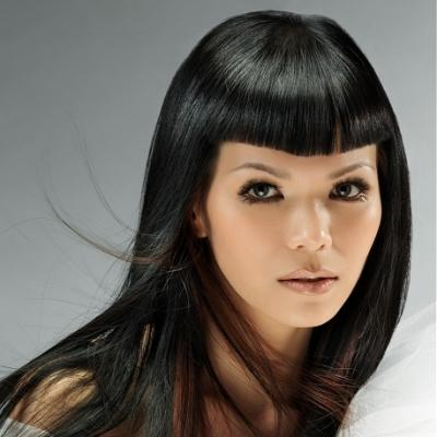 fringe hairstyles for long hair. Sexy Fringe