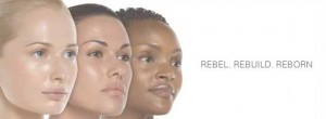 skin medica, three girls