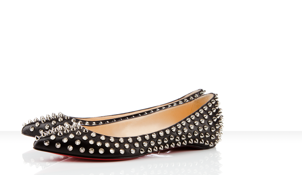 The flat alternative, fabulous with the spikes of course