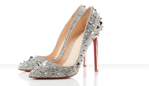 christian louboutin , spike shoes
