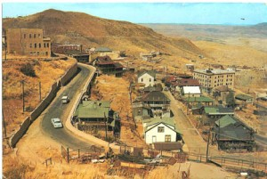 Jerome AZ, ghost town