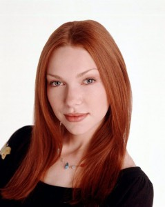 Laura prepon, red hair