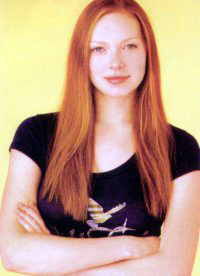 Laura prepon, 70 show -red hair