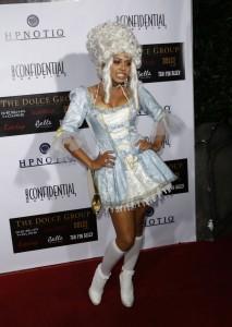 Christina Milian, costume