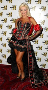 Holly Madison, Costume