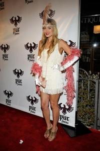 Lauren Conrad, costume