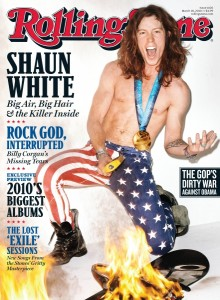 Kill City, Shaun White