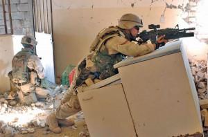 us soldier, combat