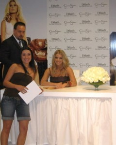 Jessica Simpson, Celebrity Esthetician Stephanie Stock