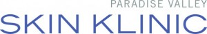 paradise valley skin klinic, logo