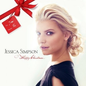 Jessica Simpson Christmas CD