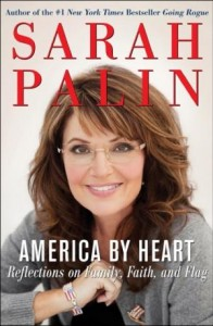 sarah palin new book, 