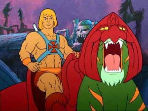 he man