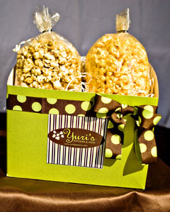 gourmet popcorn