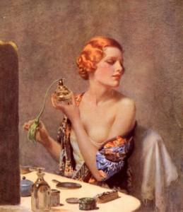 woman perfume