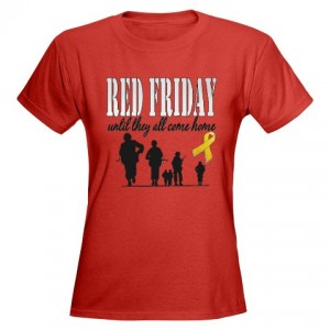 red shirt friday