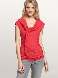 red shirt from gap