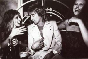 stevie nicks, rod stewart