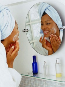 how to use skin products