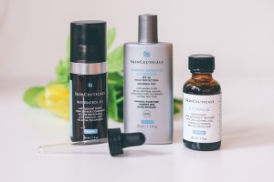 skin ceuticals antioxidants